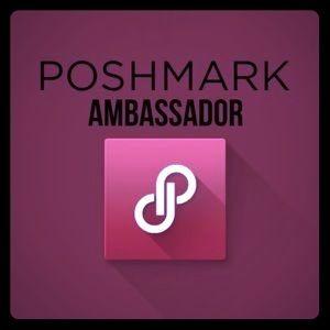 Other - POSHMARK AMBASSADOR PAM💕